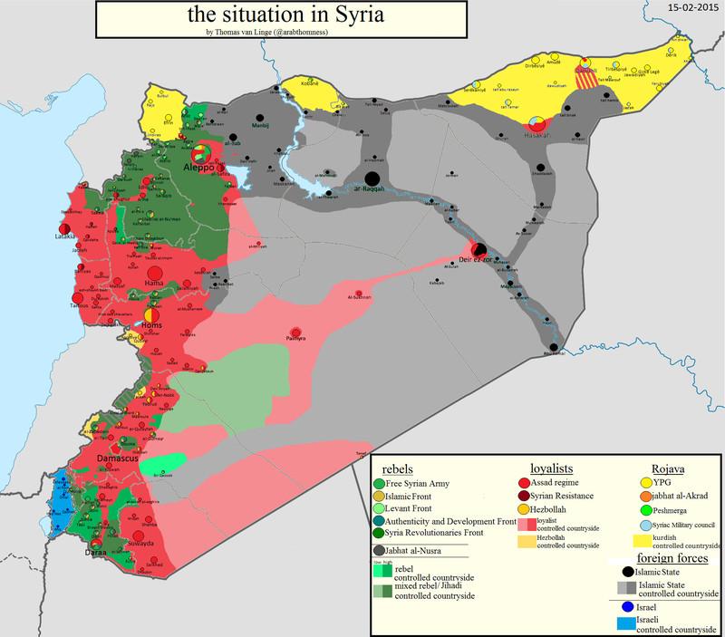 ISIS is losing | Raqeb