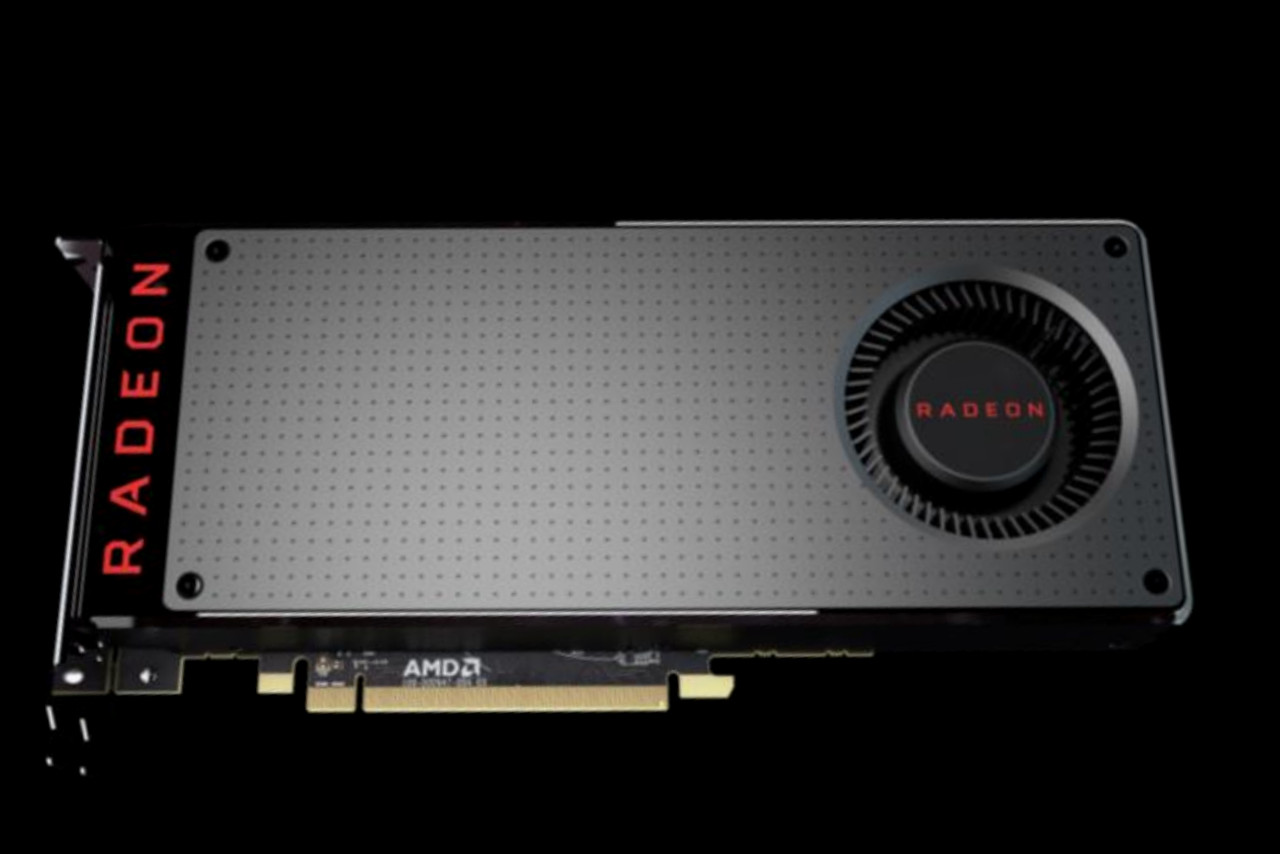 AMD RX 460 Polaris 11 GPU (Baffin) shows itself