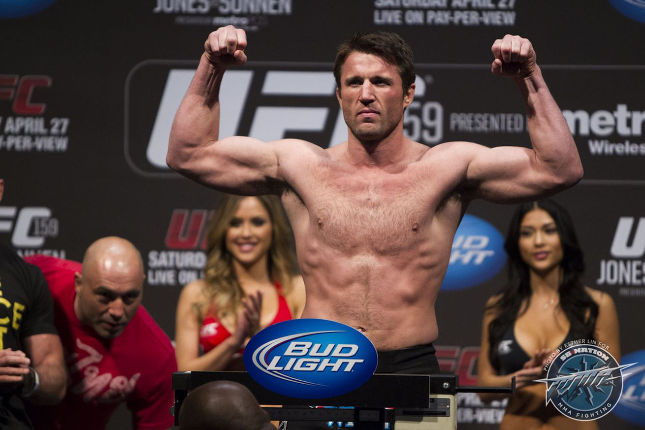 community news, Chael Sonnen on first USADA test results: Im basically clean