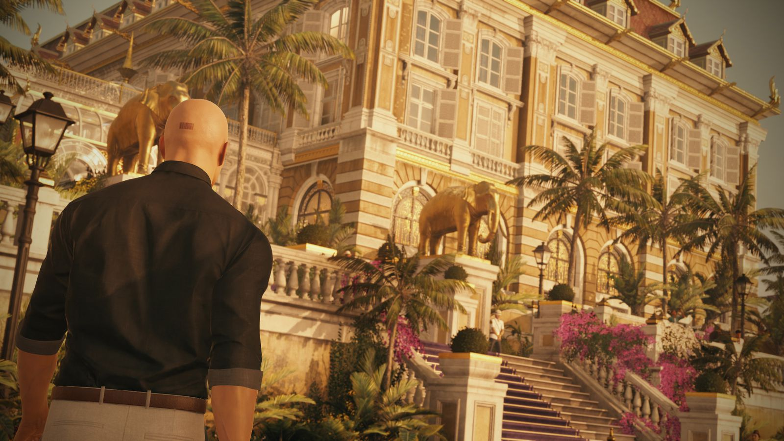 Globe-trot to Bangkok later this month in Hitman's new episode   Polygon