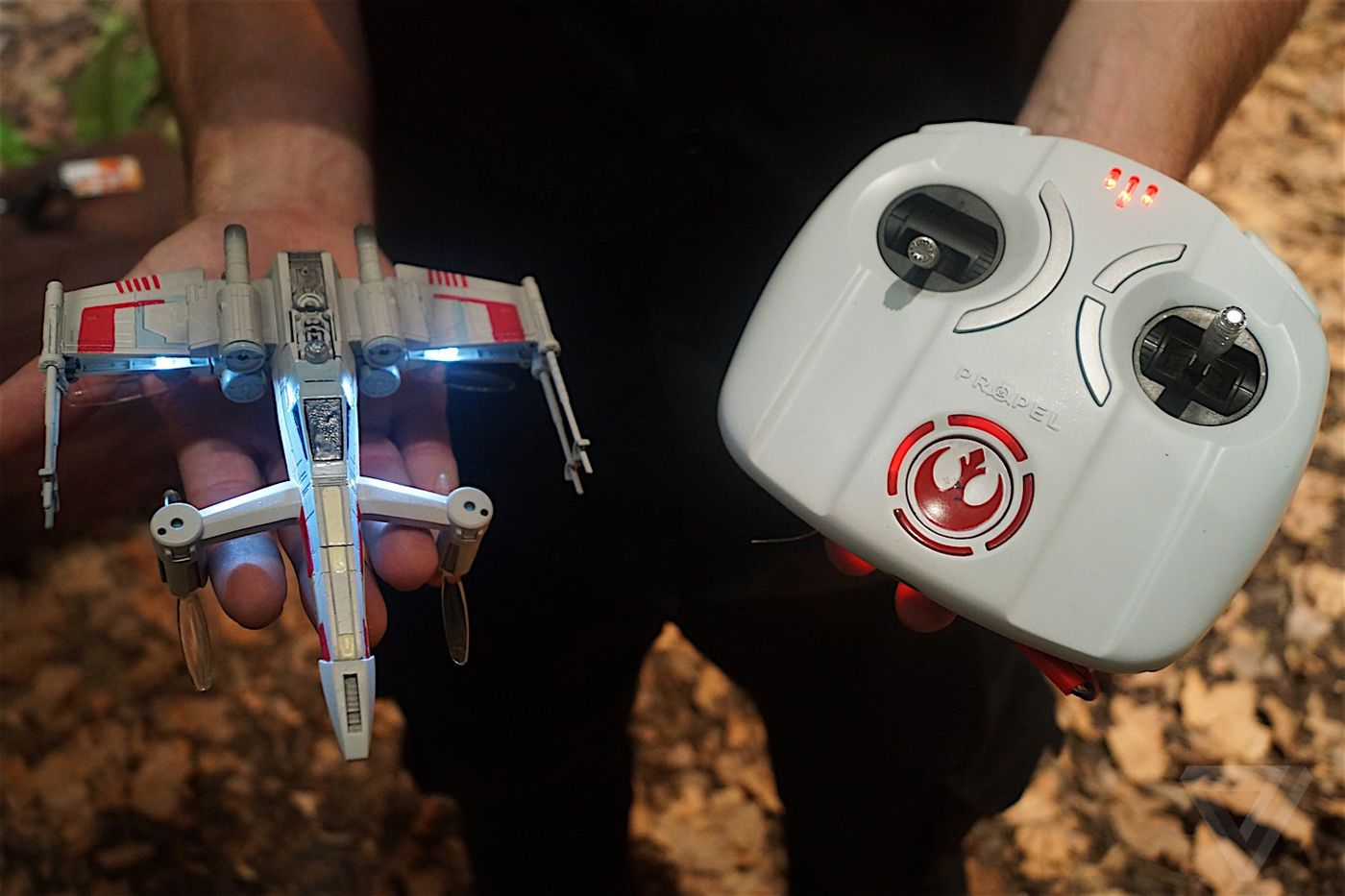 Propel's Star Wars battle quads