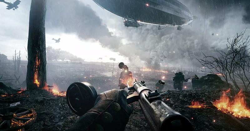 В сети появилась главная тема Battlefield 1