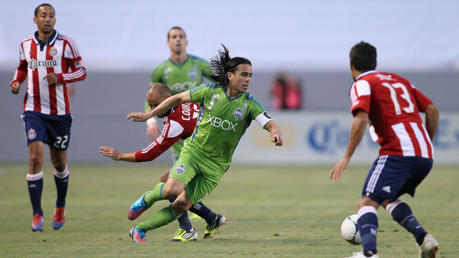 Seattle Sounders Vs. Chivas USA: Sounders Equal Club Record For Goals Scored In MLS With 6-2 Win ...