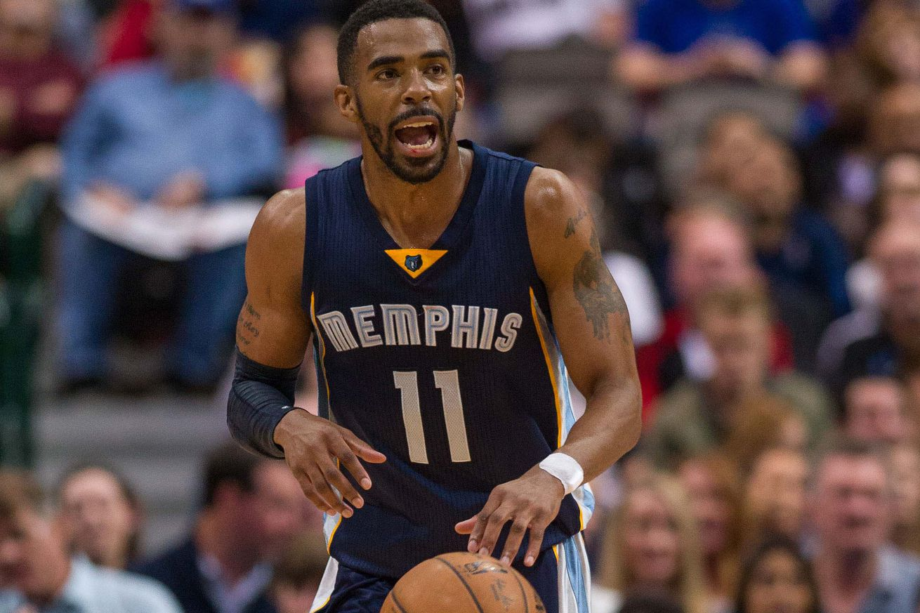 mike conley - photo #16