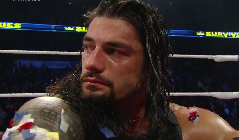 Roman Reigns' reaction to losing the world championship is priceless ... Dolph Ziggler World Heavyweight Champion