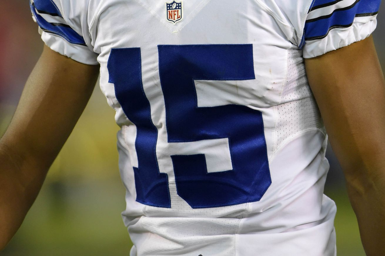 nfl LIMITED Dallas Cowboys Jameill Showers Jerseys