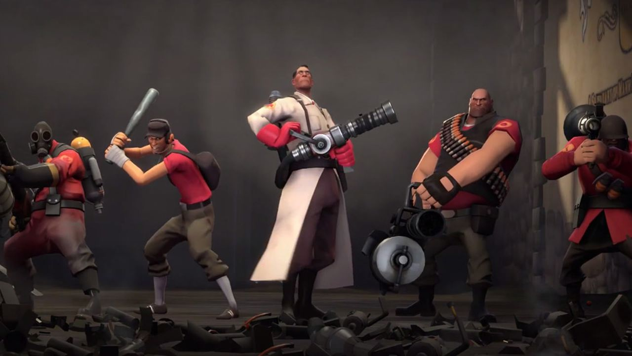 team fortress team fortress - photo #9