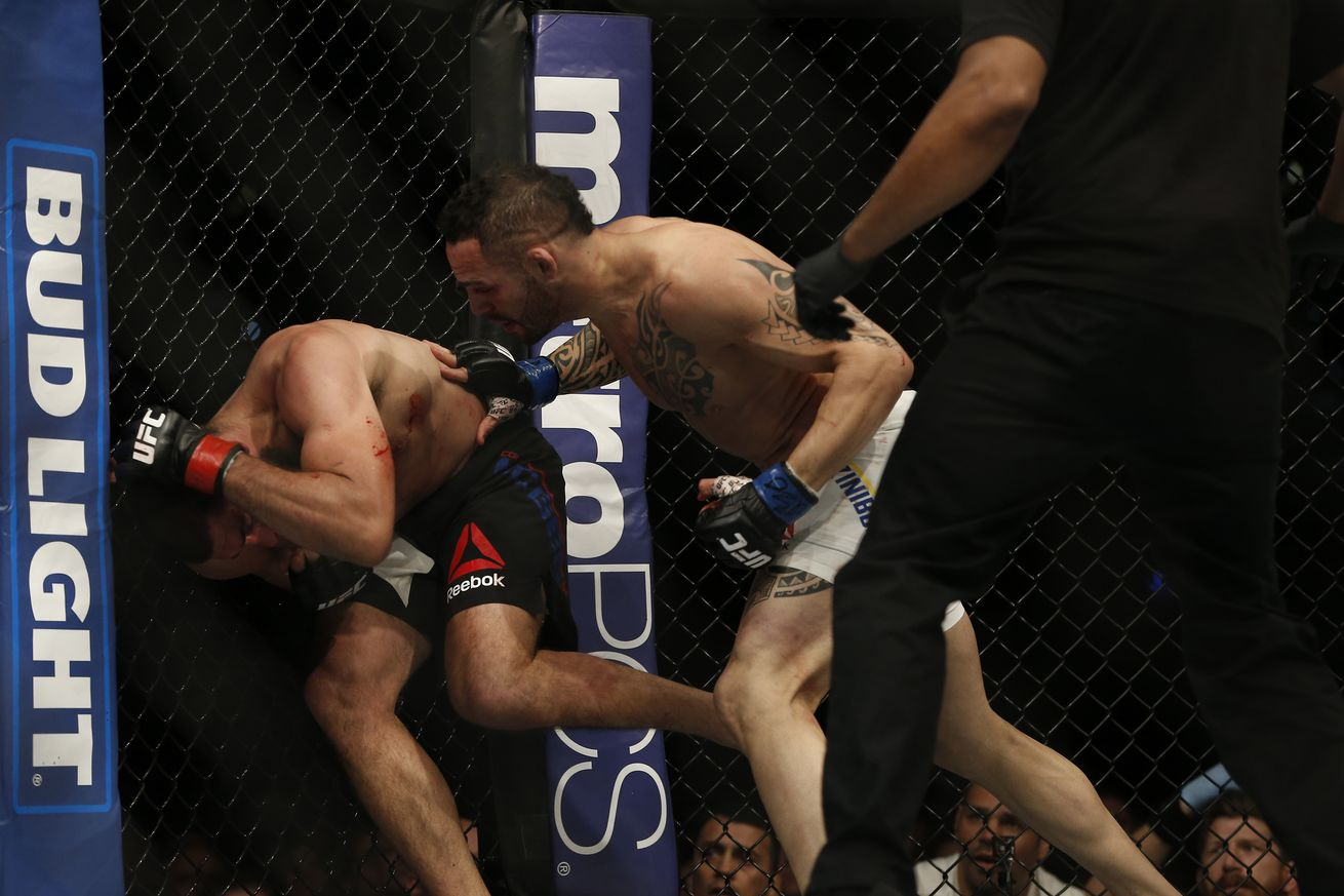 UFC Fight Night 92 fight card: Santiago Ponzinibbio vs Zak Cummings full fight preview