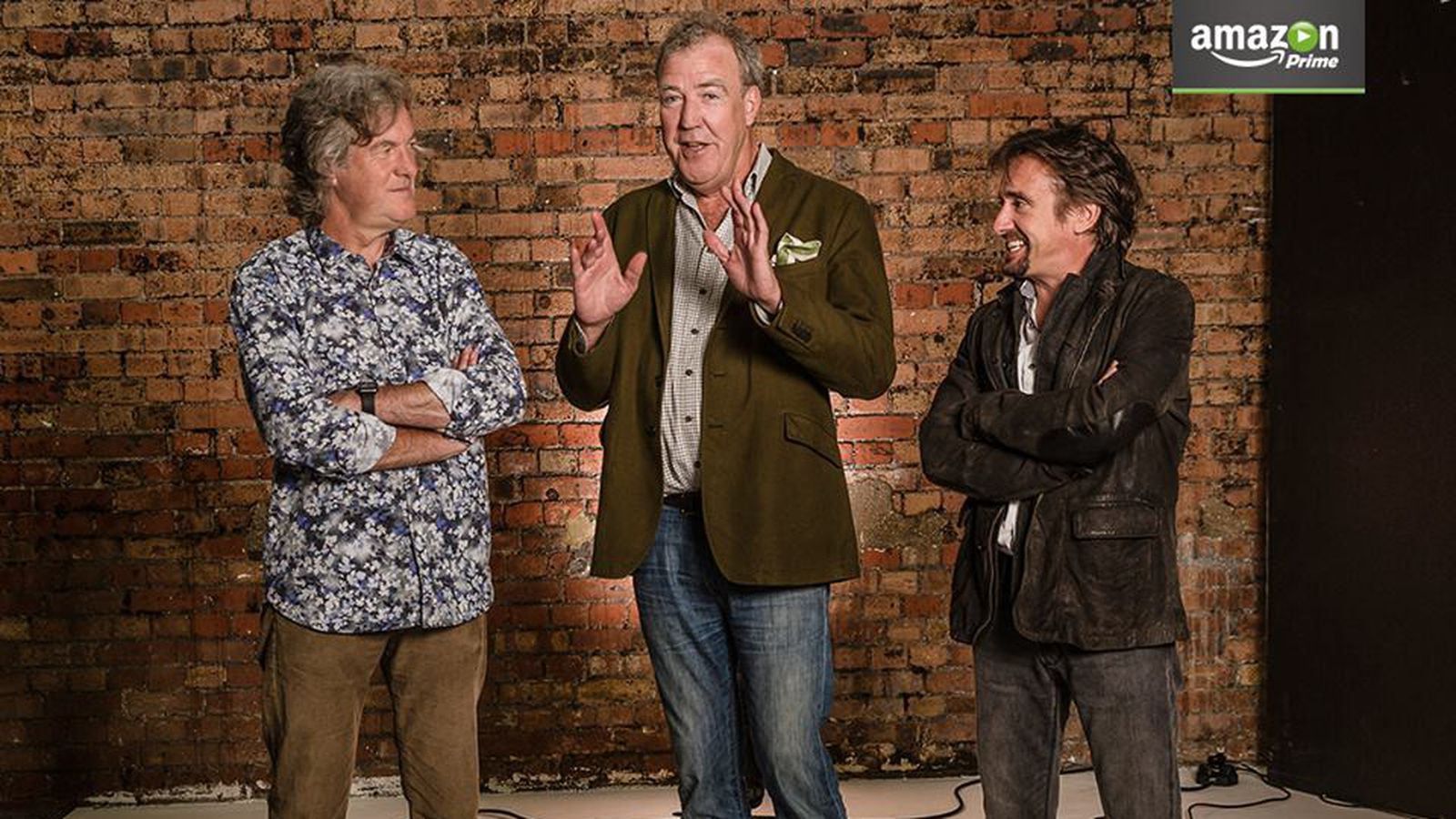 amazon signs top gear 39 s clarkson hammond and may for new show the verge. Black Bedroom Furniture Sets. Home Design Ideas