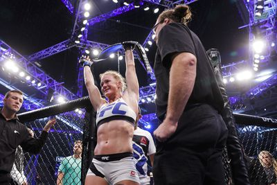 community news, Albuquerque names November Holly Holm Month after natives win over Ronda Rousey