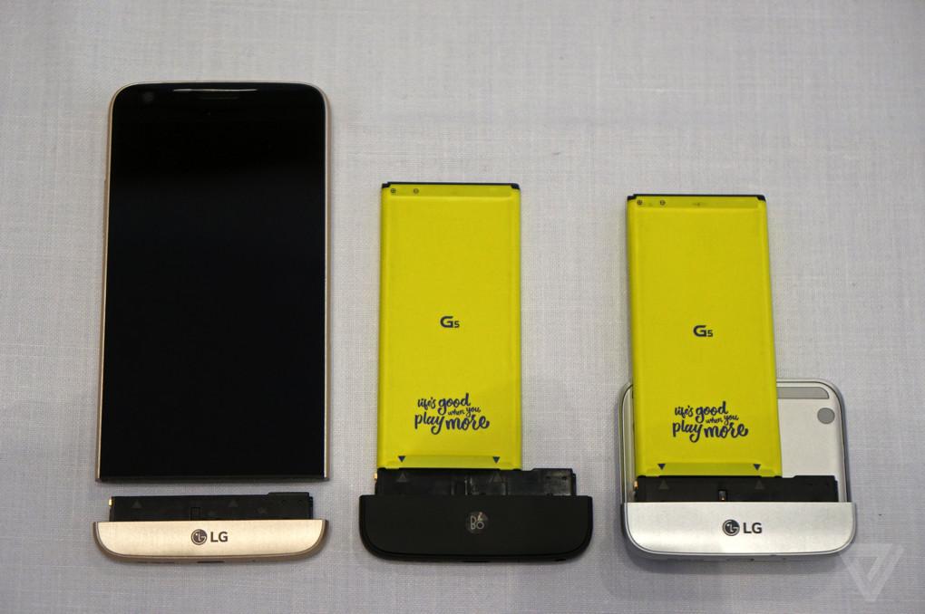 lg g5 magic slot