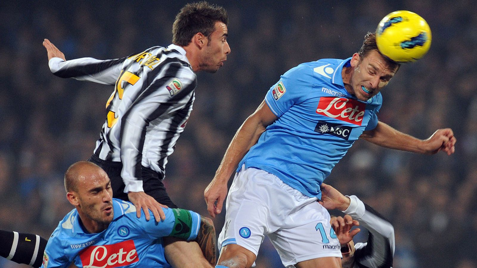 Juventus Vs Napoli 2012 Coppa Italia Final An