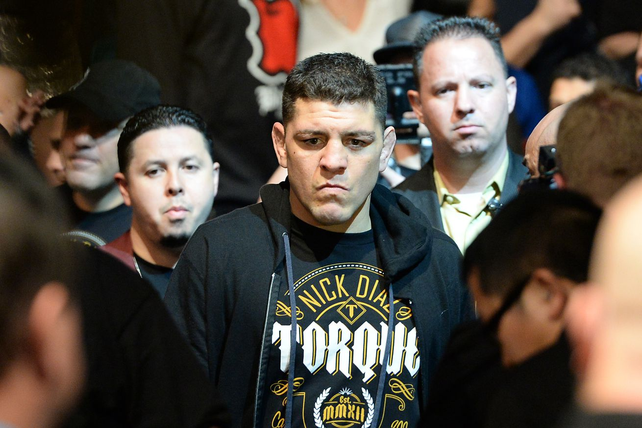Nick Diaz denied UFC 202 weigh in entry, still not allowed to corner Nate Diaz against Conor McGregor