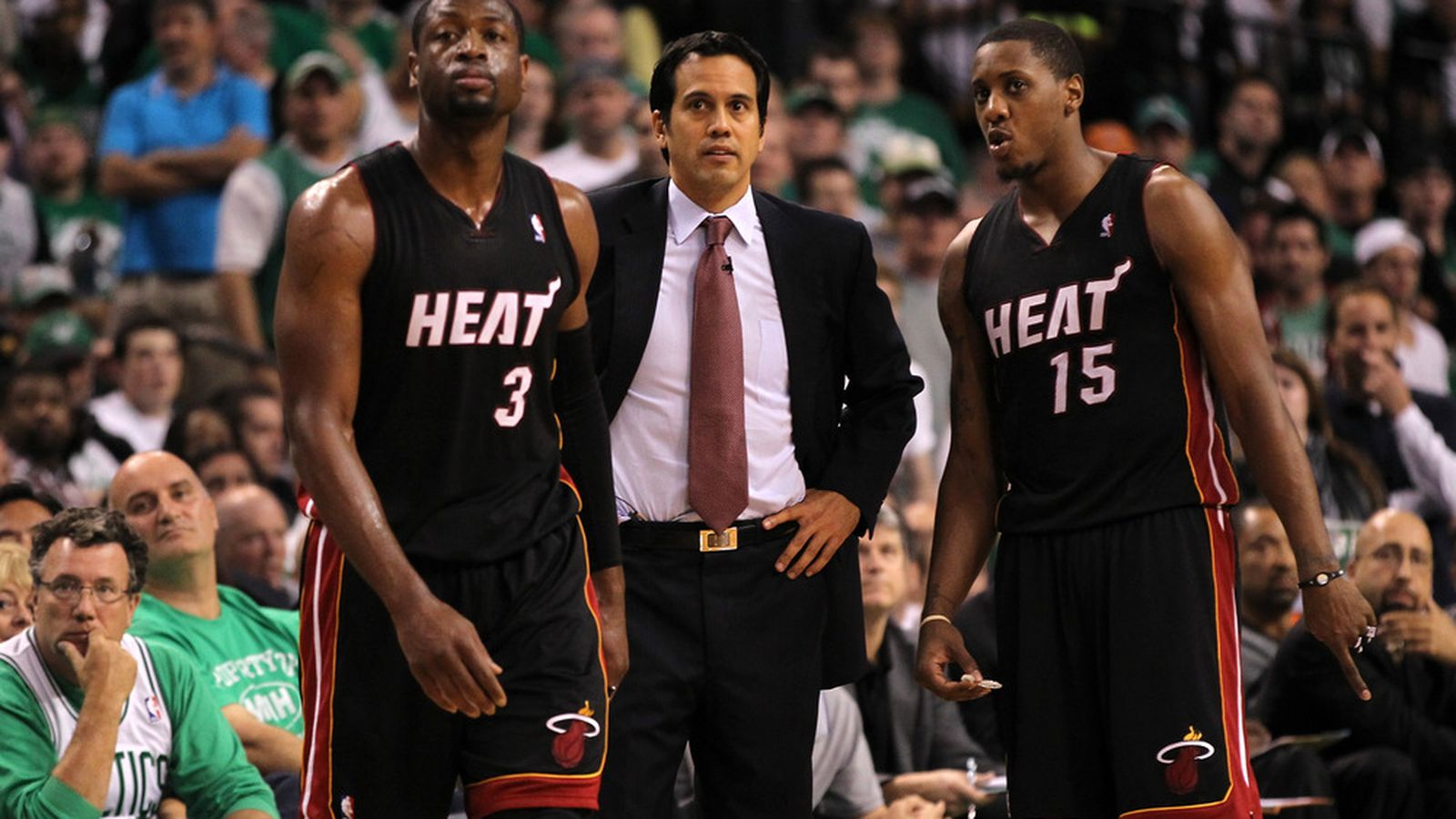Wading Into Rough Waters: Miami Falls, Series Back Even