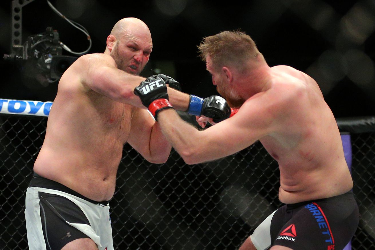 community news, UFC Fight Night 86 fight card: Ben Rothwell vs Junior dos Santos full fight preview