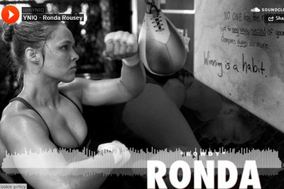 Audio: Listen to this new rap song about UFC champ Ronda Rousey, youll love it!