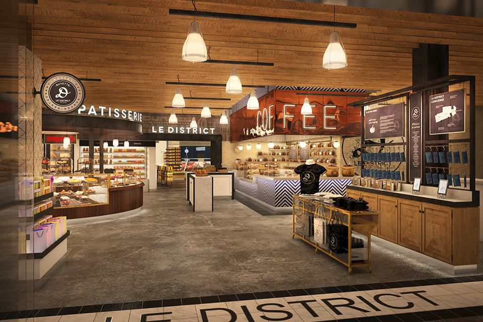 The 23 most anticipated food halls in the country eater for Fish market restaurant nyc