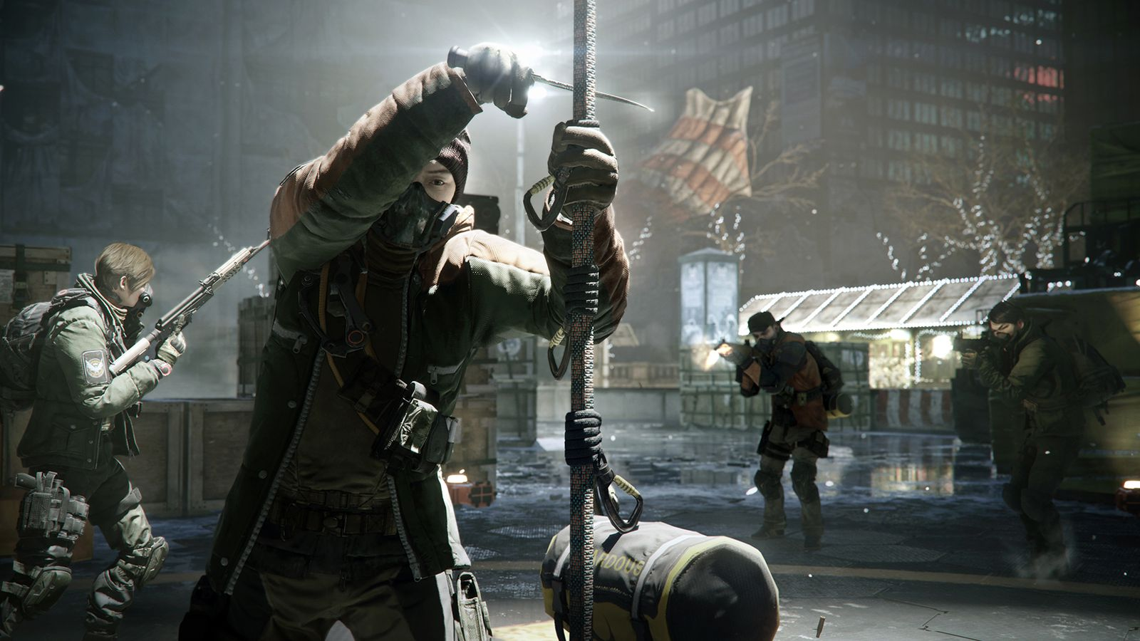The Division's next expansion launches next week with new features and another Incursion | Polygon