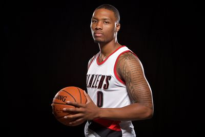 a0e5ed5d With LaMarcus Aldridge gone and a crop of young Trail Blazers looking for a  leader, Lillard knows how the next chapter of his career has to go.