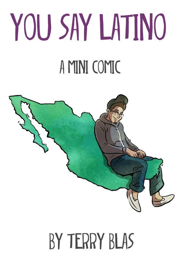 terry blas comics latino