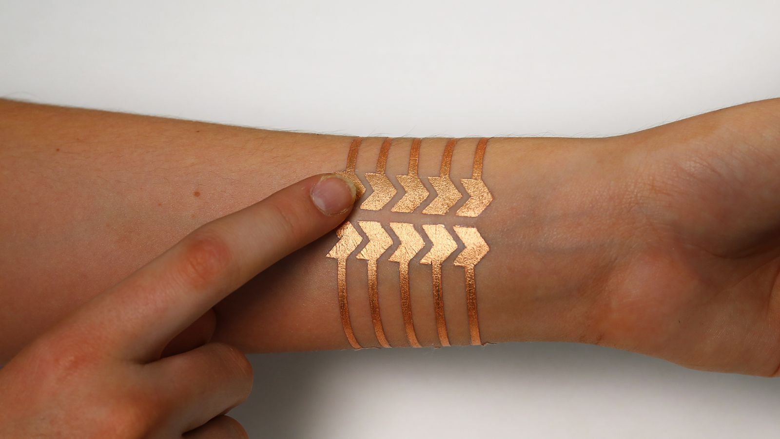 Smart Tattoos Under Development By Group of MIT Researchers