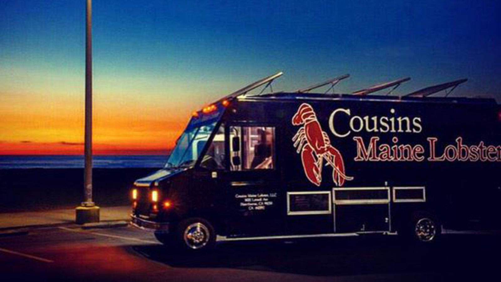 Cousins Maine Lobster Food Truck to Park in Las Vegas - Eater Vegas