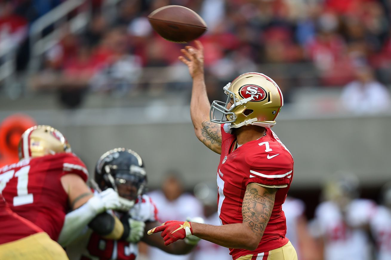 If no trade, 49ers ready to have Kaepernick compete for job