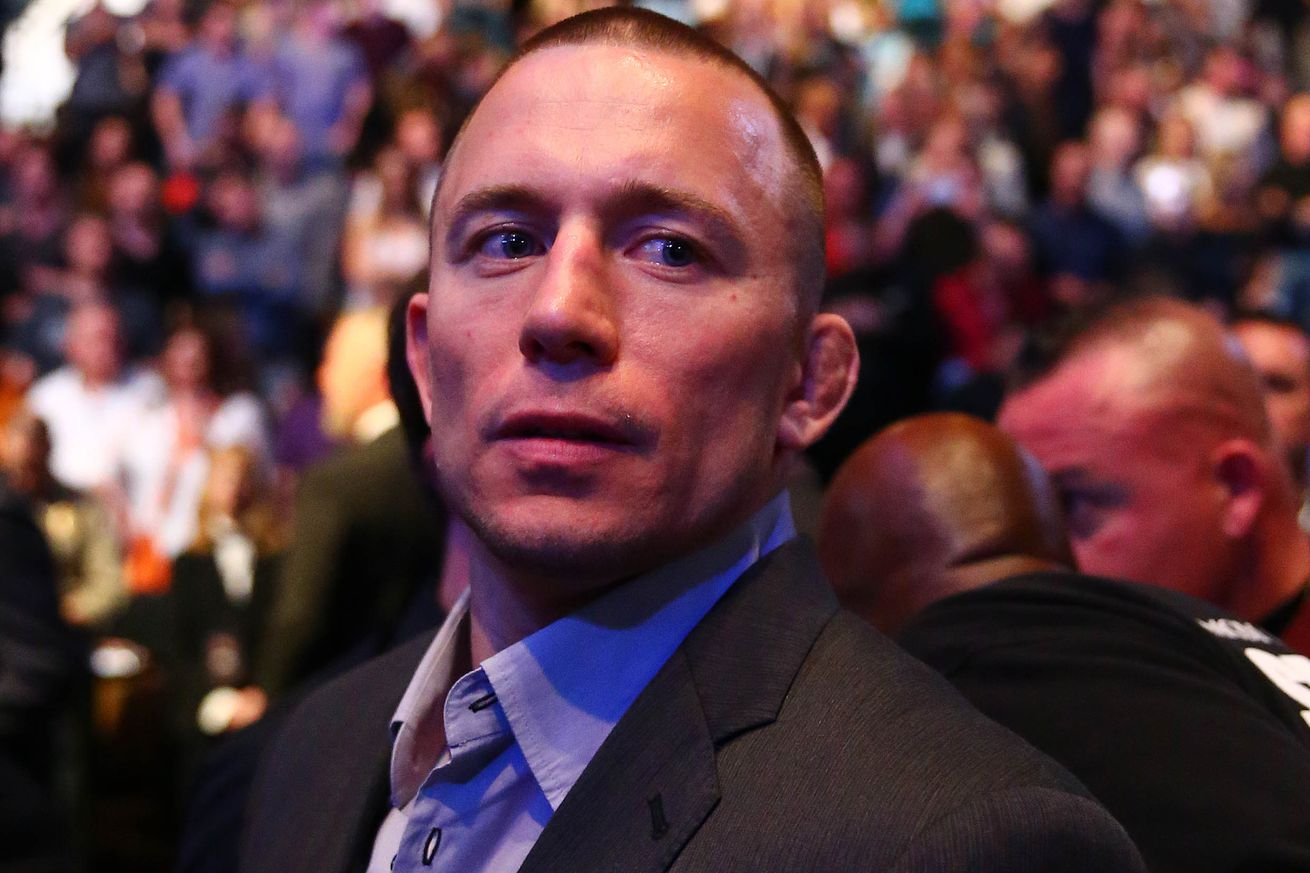 community news, Georges St Pierre just said YES to Tyron Woodleys call out following UFC 201