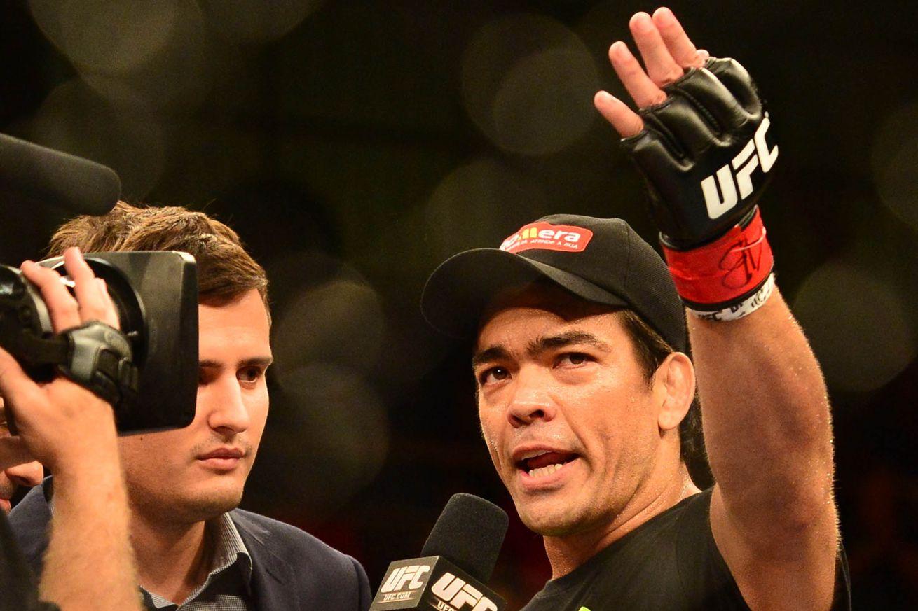 community news, Lyoto Machida: Im in the mix for UFC title shot very soon