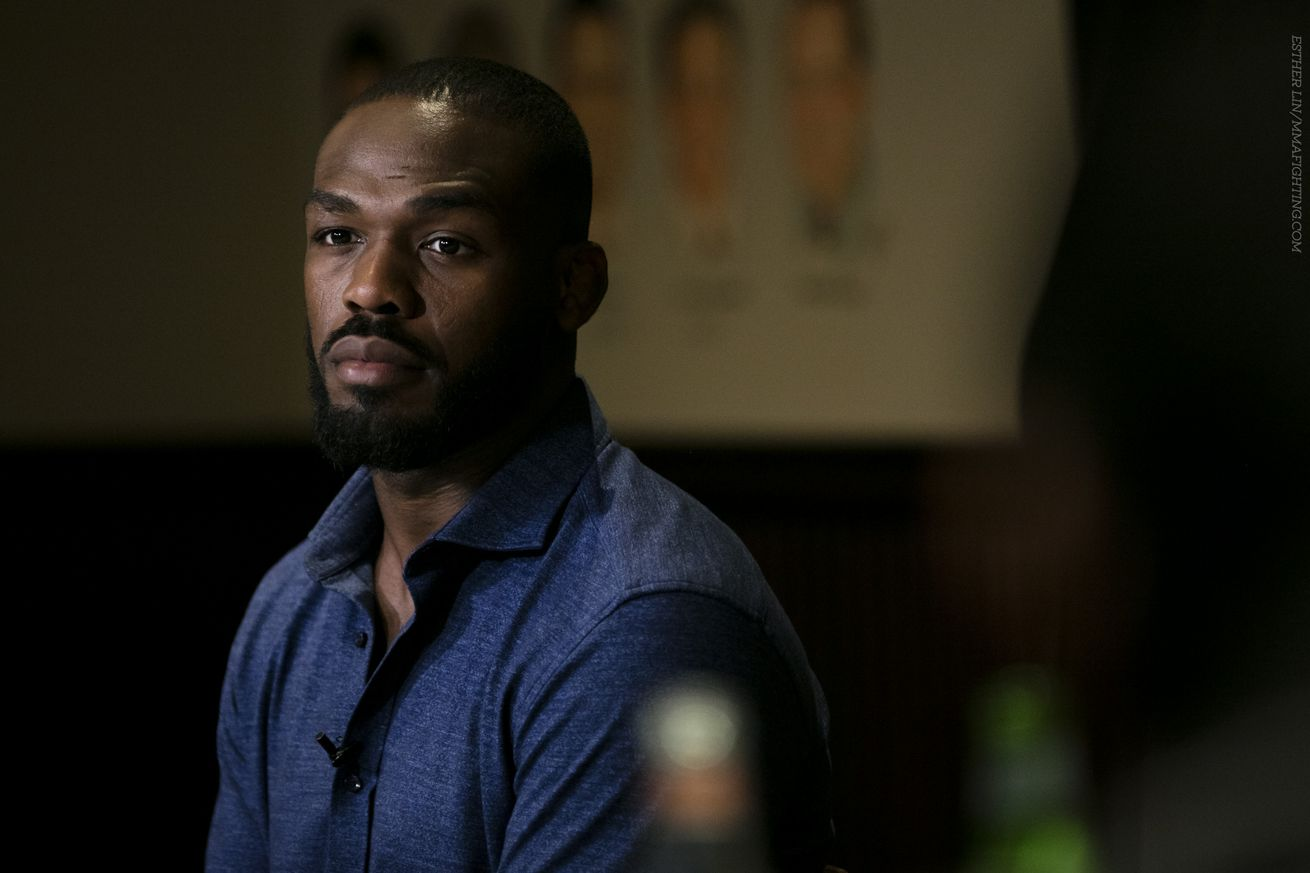 community news, Solemn Jon Jones gives update on his mothers battle with diabetes