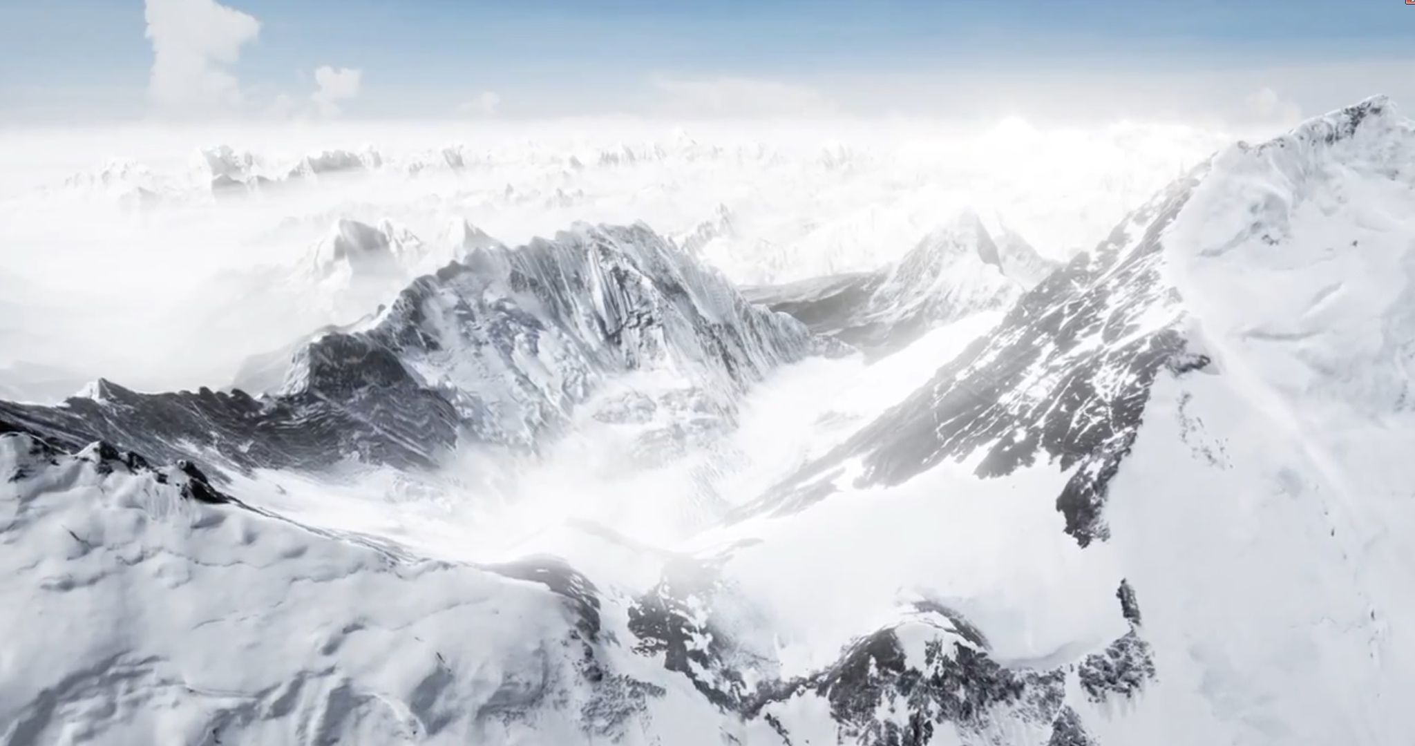 New VR tour will take you on a climb up Mount Everest