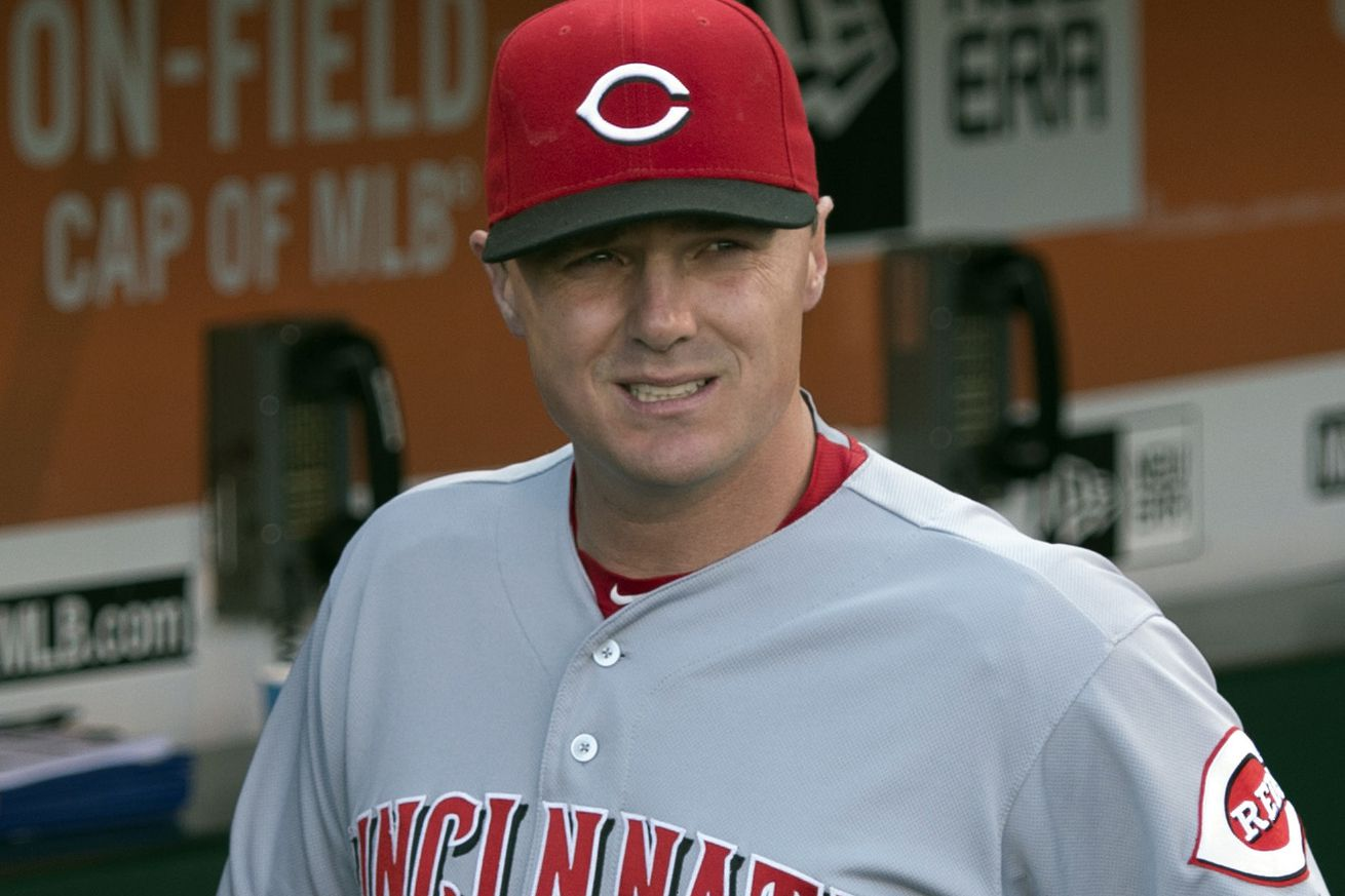 Reds trade Jay Bruce to Mets