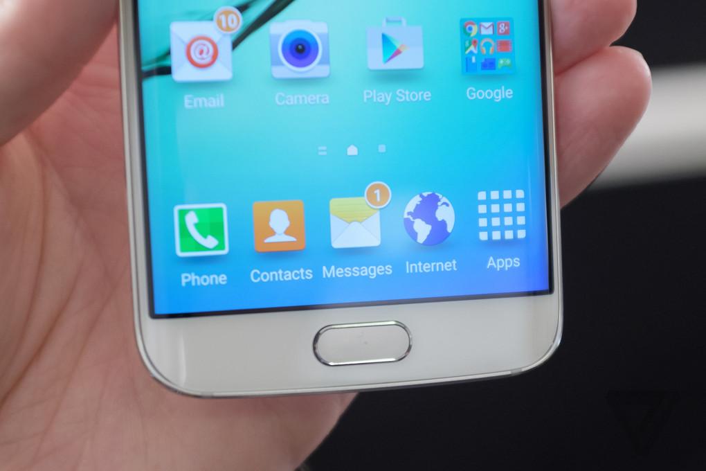 [MWC 2015] Ngắm nhìn từng góc cạnh Samsung Galaxy S6, S6 Edge: kính, kim loại, bóng bẩy - 64202