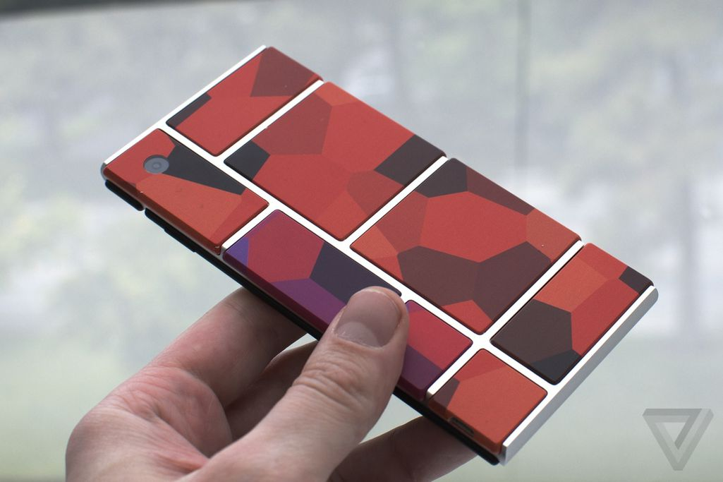 Building blocks: how Project Ara is reinventing the smartphone | The Verge