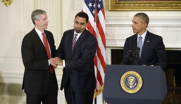 Duncan, King, Obama