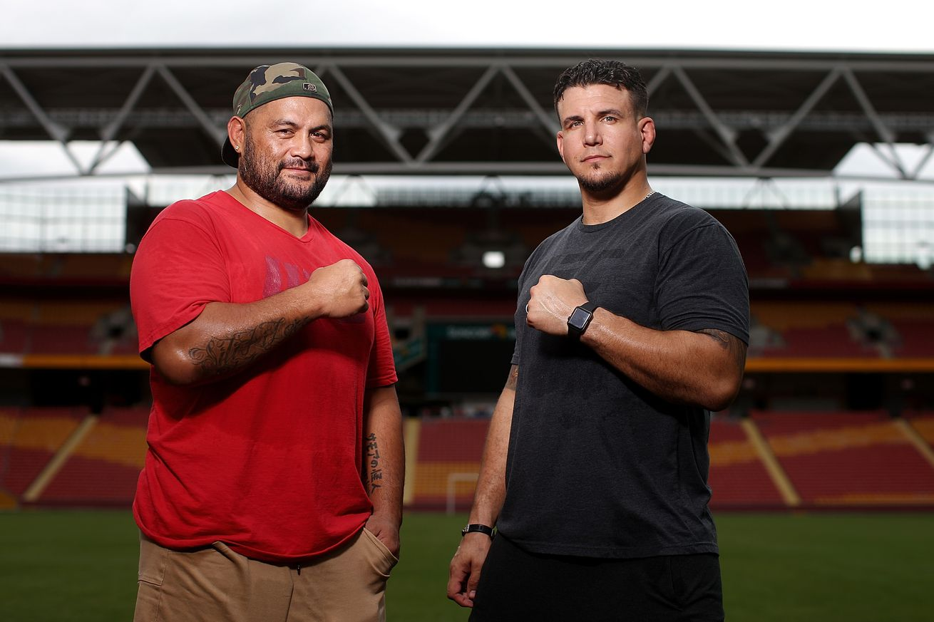 community news, Video: Frank Mir says Mark Hunt has an adorable laugh in awkward UFC Fight Night 85 interview