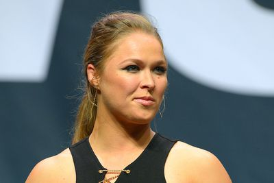 Jarrod Haschert hopes Ronda Rousey doesnt bail on Marine Corps ball after confirmation of new boyfriend