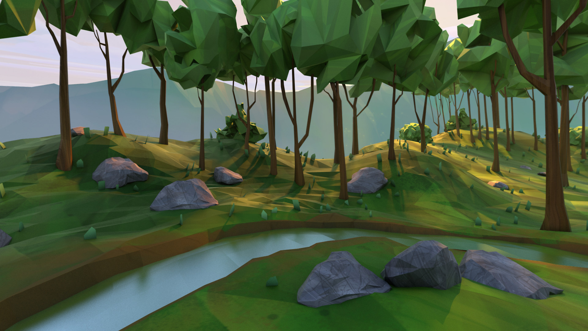 Daydream is google s android powered vr platform the verge for Vr for home