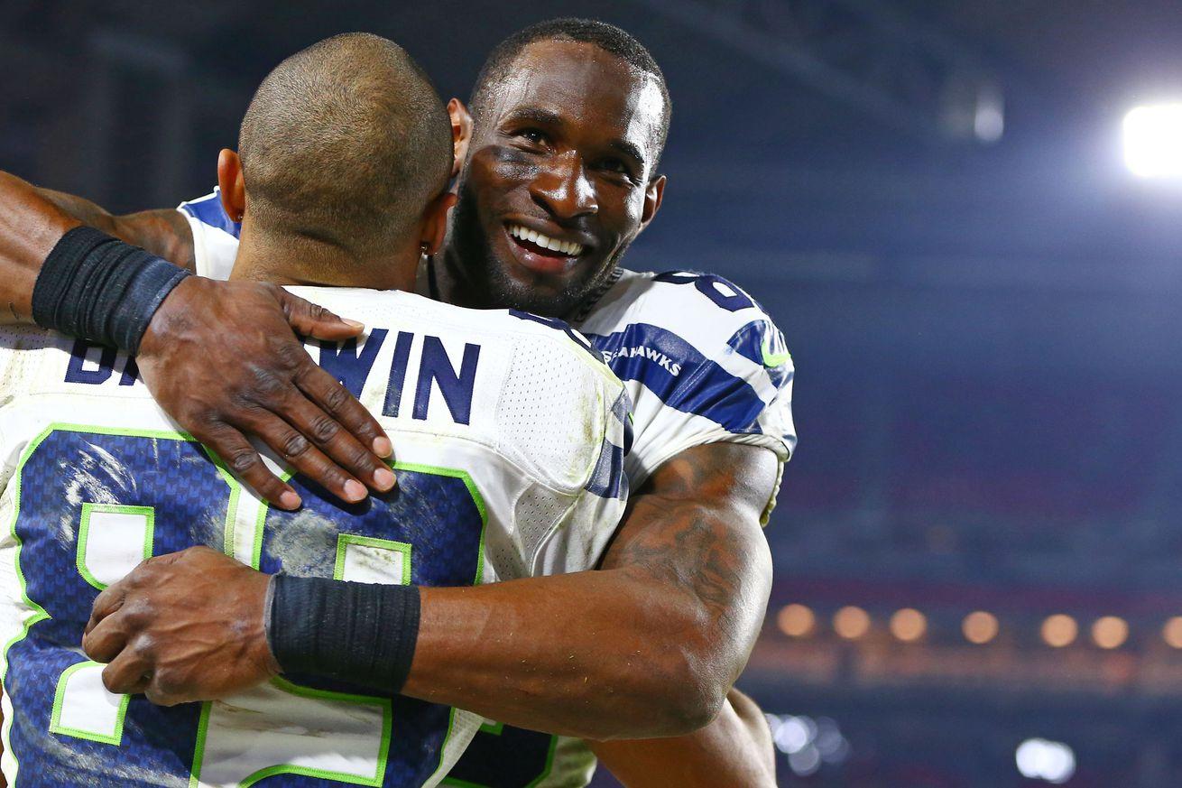 NFL Jerseys Nike - Ricardo Lockette to announce his retirement, per report - Field Gulls