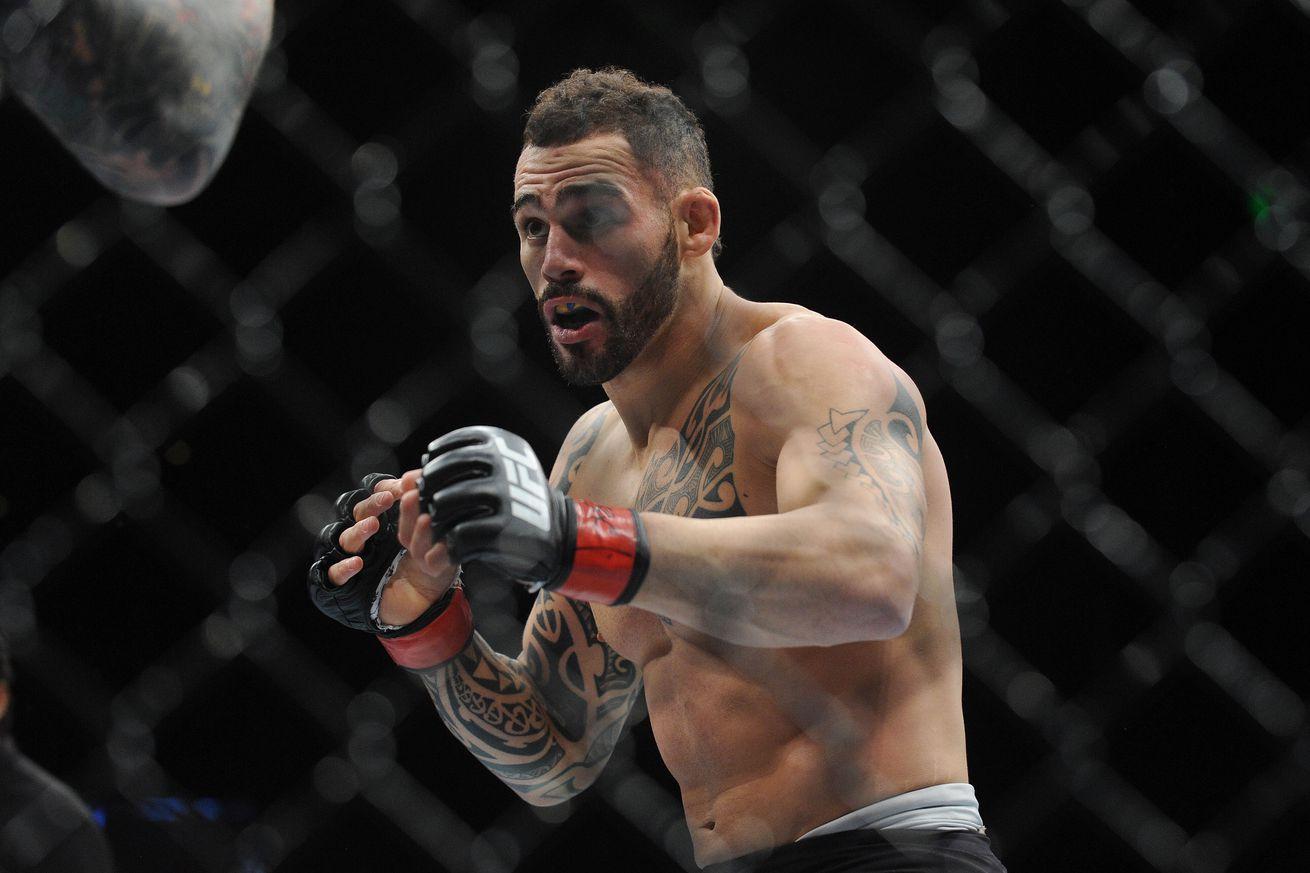 community news, Santiago Ponzinibbio stifles Court McGee at UFC on FOX 19 via first round knockout