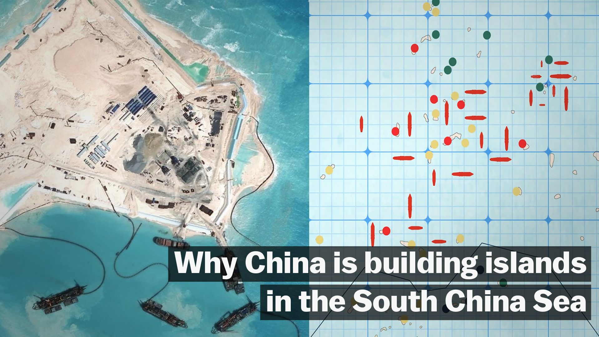 Why China Is Building Islands In The South China Sea Vox
