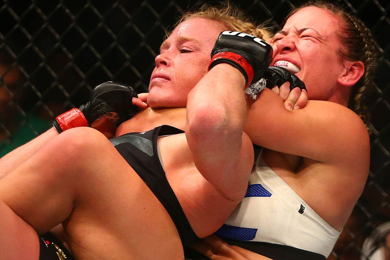 Miesha Tate: Ill submit Holly Holm even faster in UFC rematch