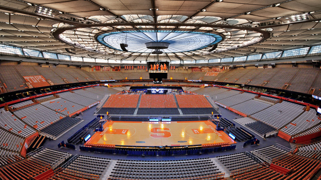 New Carrier Dome Roof Intends to Let the Light In - Troy ...