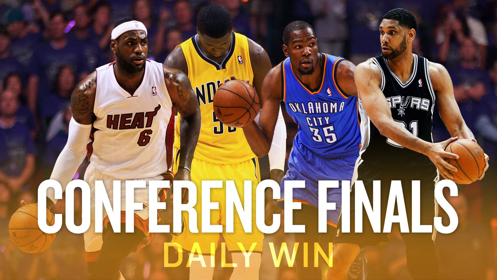 NBA Conference Finals: the 3 teams that can win it all, plus the Pacers - SBNation.com