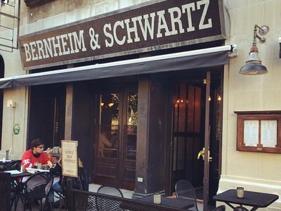 Bernheim & Schwartz Entrance