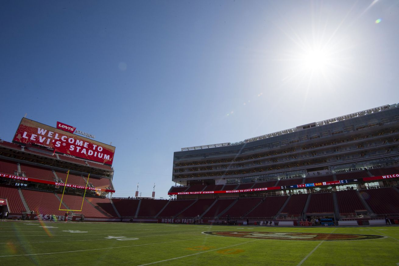 49ers file for arbitration in Levi's Stadium rent negotiation with Santa Clara