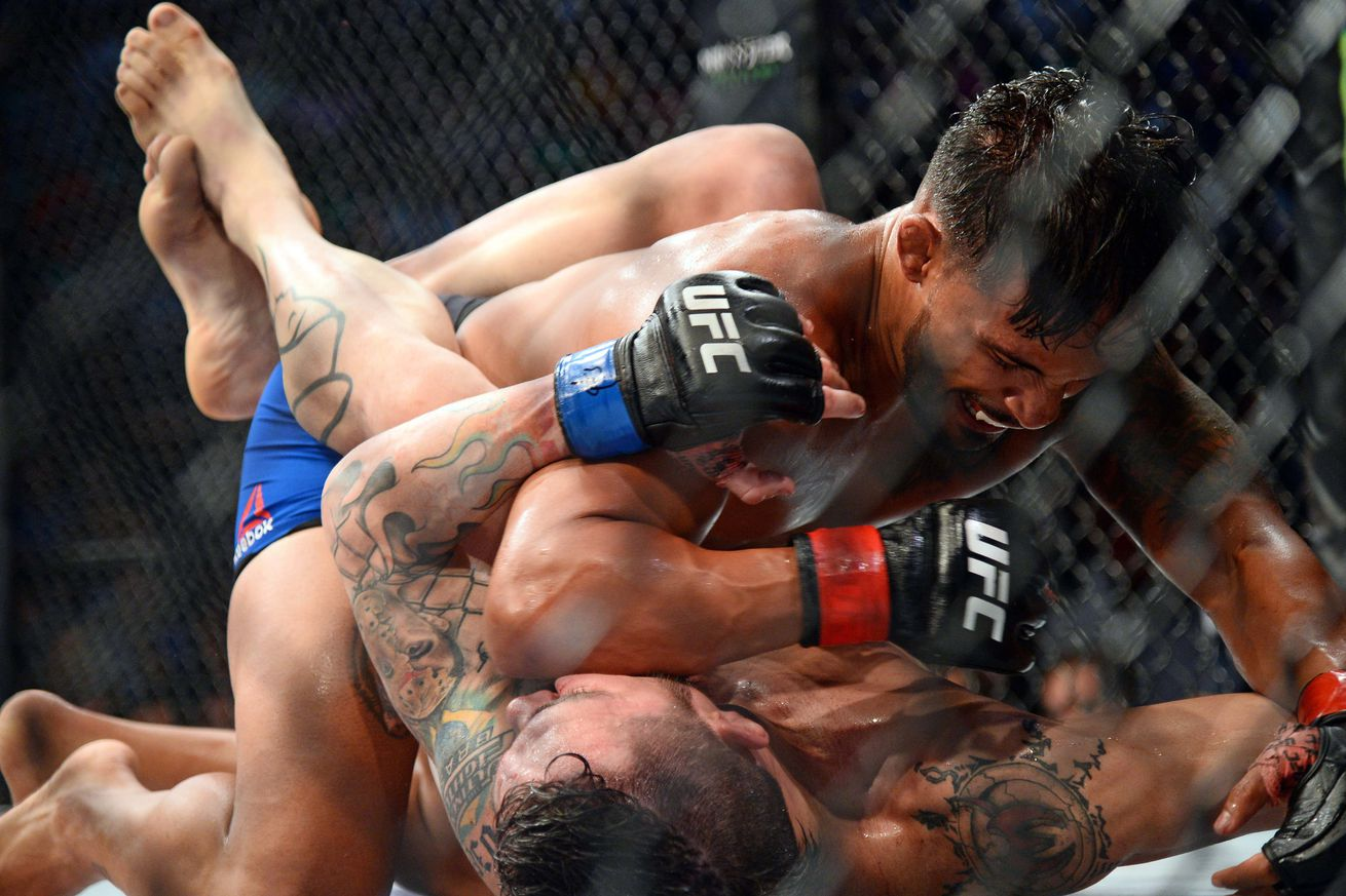 UFC Fight Night 92 results from last night: Dennis Bermudez vs Rony Jason fight review, analysis