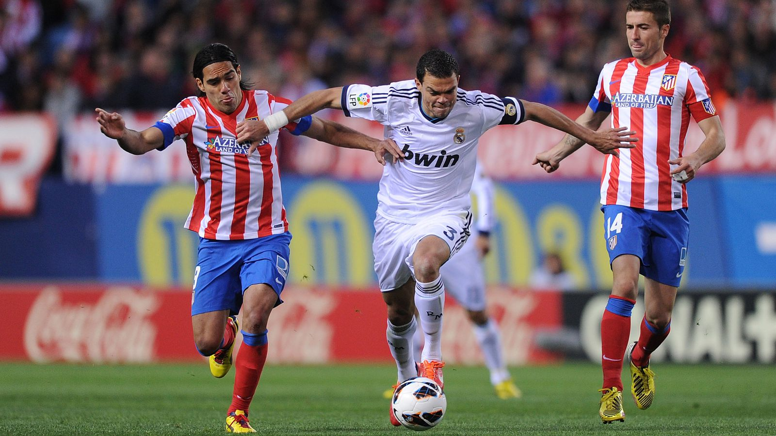 Real Madrid Gegen Atletico Madrid