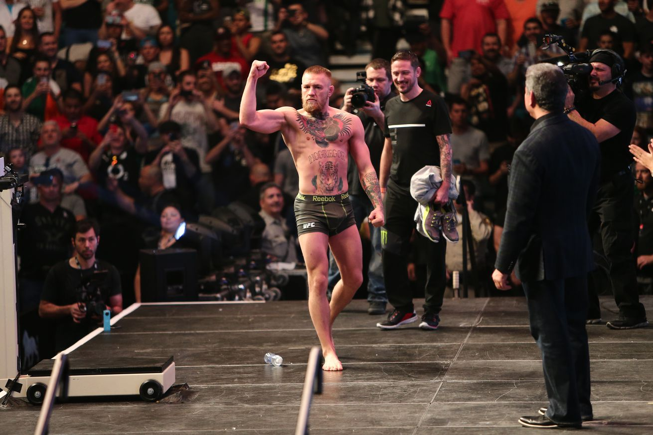community news, Manager: Reports of Conor McGregor ducking lightweight division at UFC 200 are all bulls  t