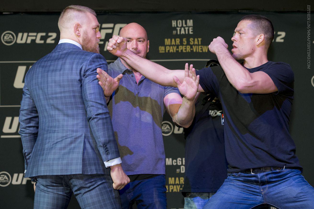 community news, Conor McGregor makes UFC 202 prediction for Nate Diaz rematch